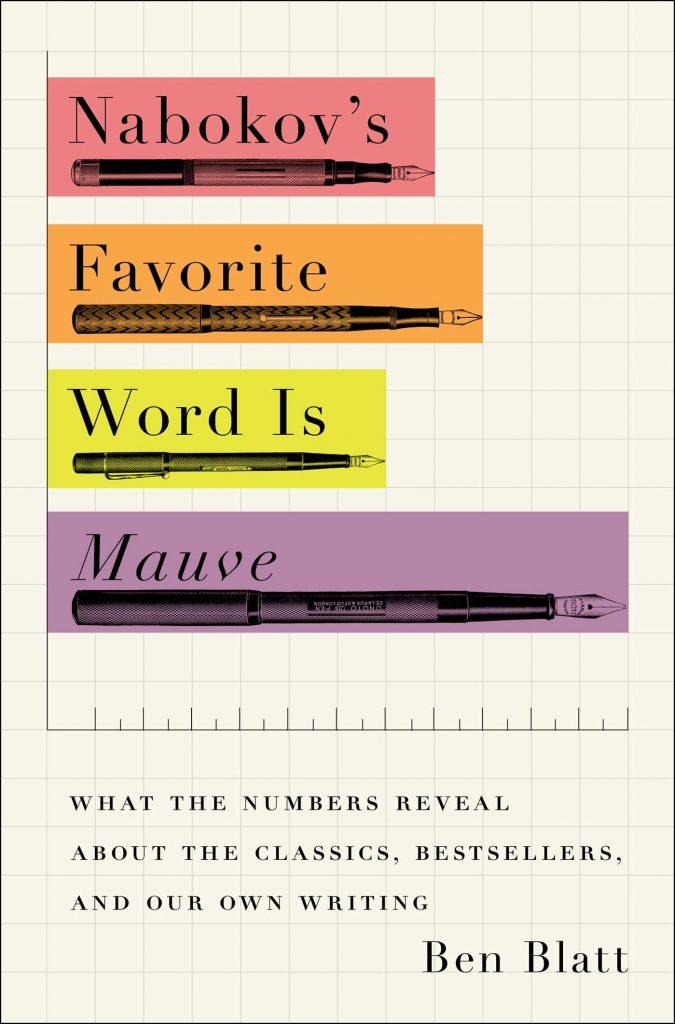 Word counter - Nabokov counts mauve